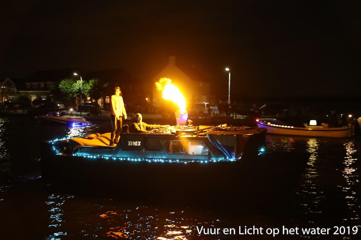 Botenshow 2019 - Vuur en Licht op het water